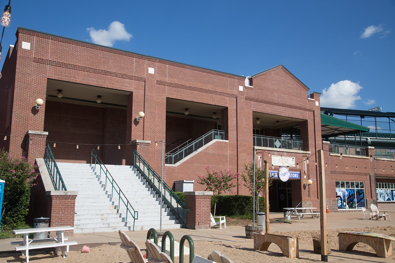 The Oklahoma Sports Hall of Fame has plans to move into the resturaunt space on the northeast side of the Bricktown Ballpark in Oklahoma City.