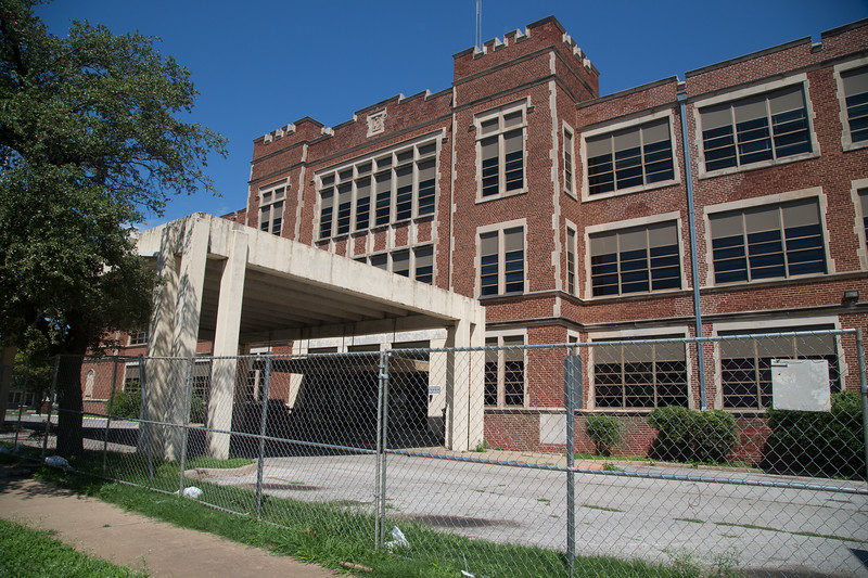 The Oklahoma City School Adminastration building located at 900 N Klien Ave in Oklahoma City.