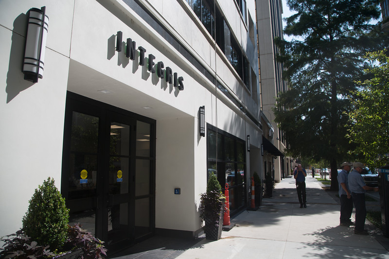 Intergris Family Care Downtown located at 117 Park Ave in Oklahoma City, OK.