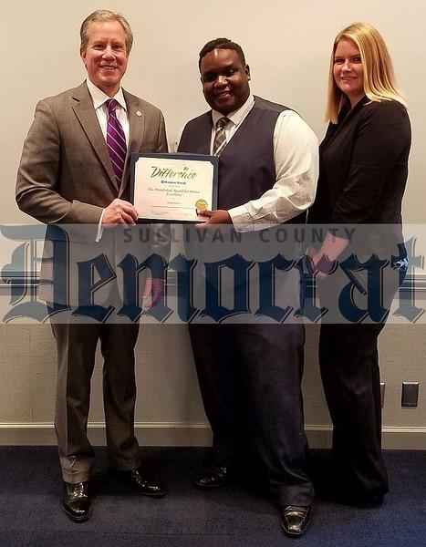 12 06 17 Peters Presidential Award
