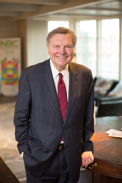 Ken Fergenson, CEO of NBC Bank.