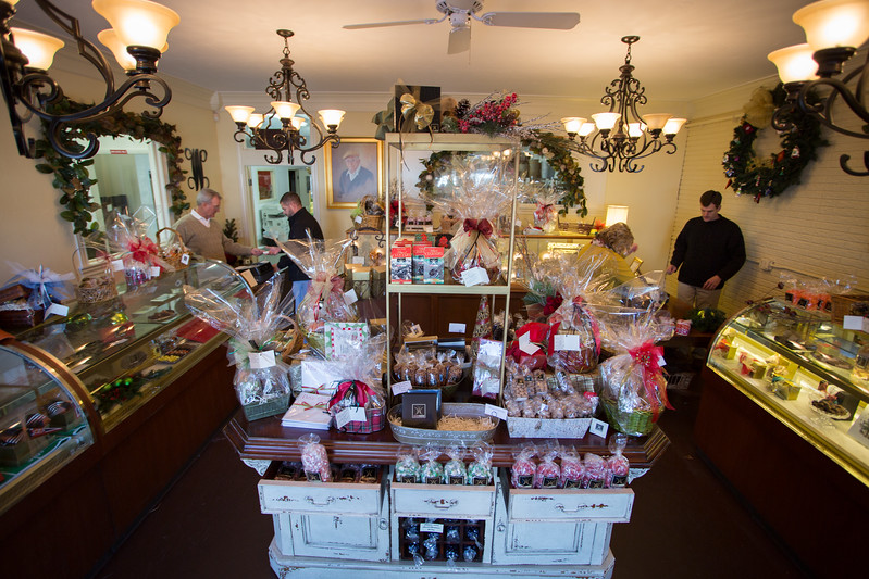 Woody Candy Co located at 922 NW 70th St in Oklahoma City.