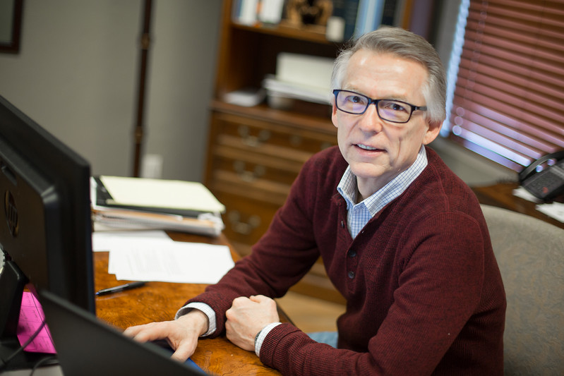 James Denton, CPA and Managing Partner at Arledge and Associates in Edmond, OK.