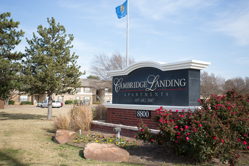 Cambridge Landing Apartments located at 8800 S Drexel Blvd in Oklahoma City.