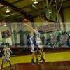 Dylan Smith blocks shot
