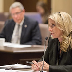 Oklahoma State Senator A.J. Grifin's bill 748 for a pilote program within the Department of Human Services passed the Health and Humane Services committee.