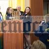 Tri-Valley FFA receiving award