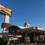 Sonic Drive In located at 2820 E Memorial Rd. in Edmond, OK.