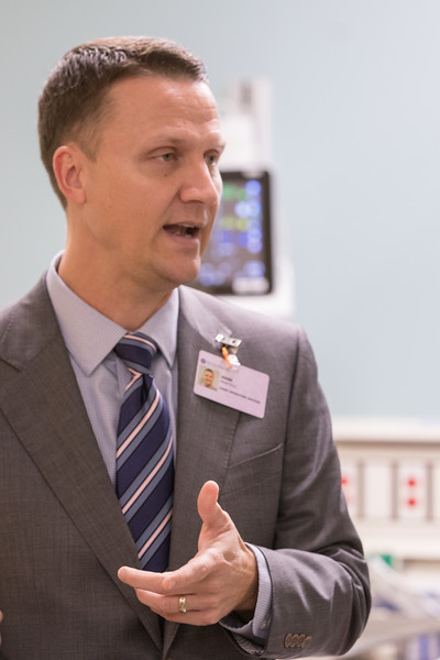 John Manfredo  discusses some new LEAN characteristics of the new Emergency Department at Norman Reginal Hospital in Moore, OK.