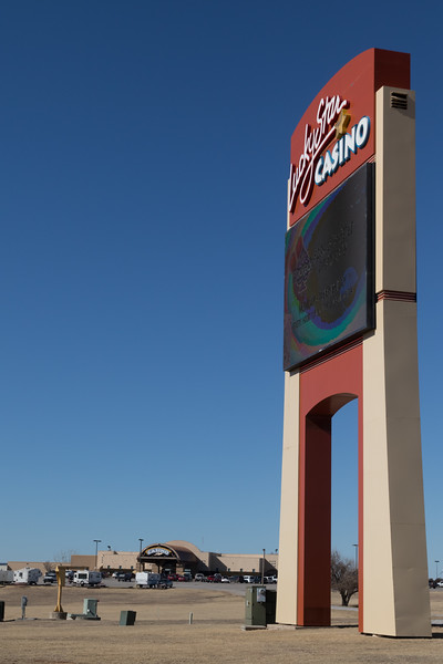 Lucky Star Casino in Concho, OK.
