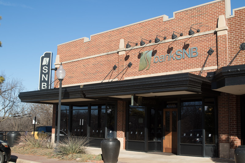 Bank SNB located at 1440 S Bryant Ave in Edmond, OK.