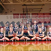 Girls basketball team photo 1617