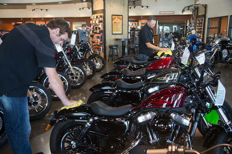 Fort Thunder Harley Davidson in Moore, OK will be participating in a new reginal motorcycle ralley held in Ardmore, OK.