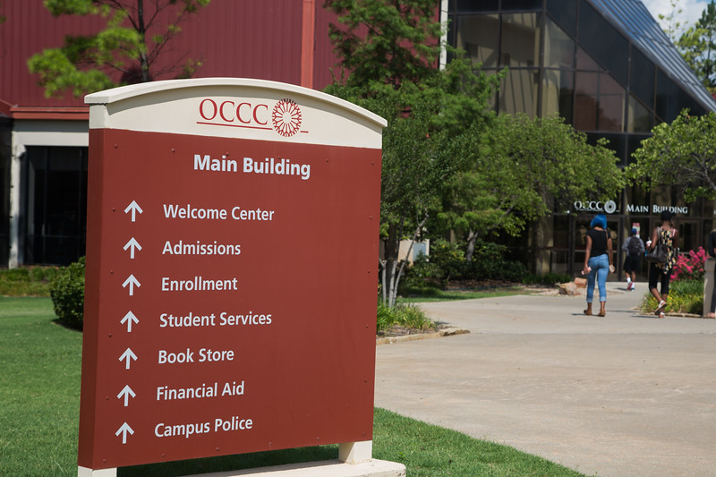 Oklahoma City Community College located at 7777 S. May Ave in Oklahoma City, OK.