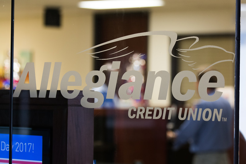 Allegiance Credit Union located on the second floor of Corporate Tower located at 101 N Robinson in Oklahoma City.