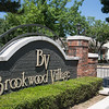 Brookwood Village apartments has been sold for a record per unit price. The complex is located at 9401 S Shartel Ave in Oklahoma City.