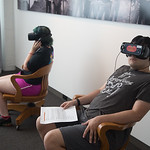 This year's Dead Center Film Festival in Oklahoma City includes short films recorded in 360 degree virtual reality.