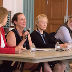 A panel discussion covering historic preservation was held at the Civic Center in Oklahoma CIty.