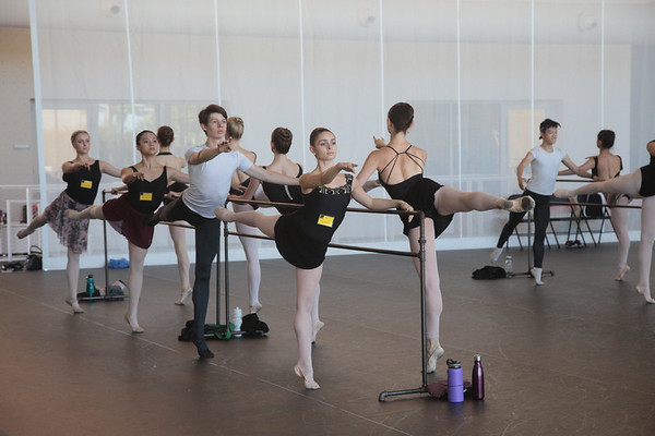 The Oklahoma City Ballet has moved into a building originally owned by Aubrey McClendan located at 6300 N Classen Ave in Oklahoma City.