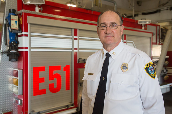 Oklahoma CIty Fire Chief Keith Bryant.