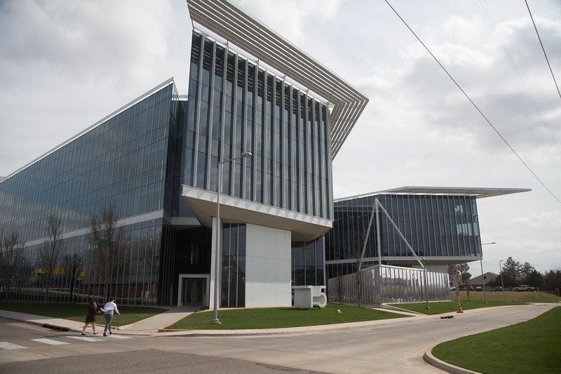 Chesapeak Energy located at 6001 N Western Ave in Oklahoma City, OK.