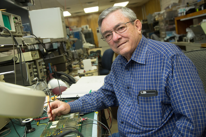 Roland Freelands, owner of International Crystal, is closing his business to sell the property located at 10 N Lee Ave. in Oklahoma City.