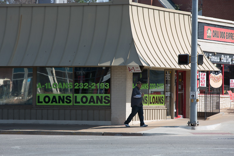A-1 Loans located at 331 NW 4th Street in Oklahoma City, OK.