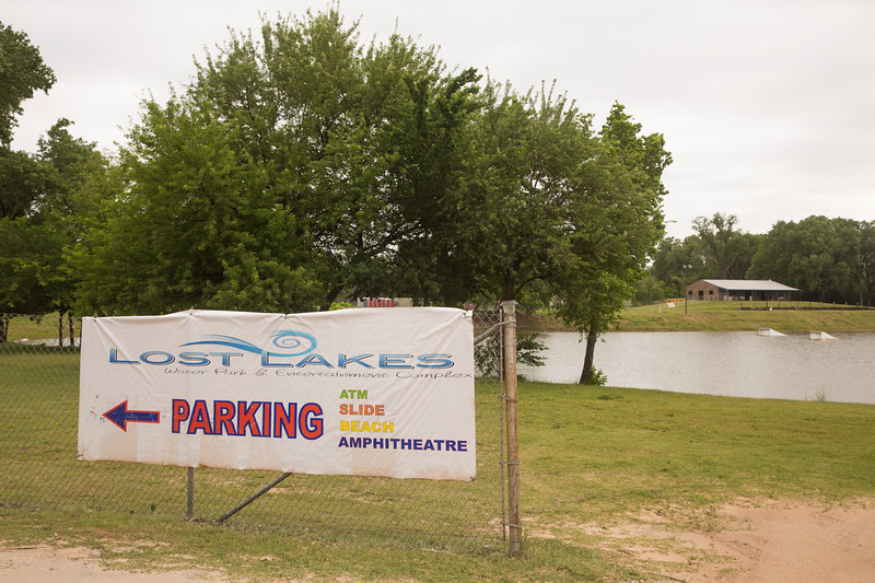 Lost Lakes Water Park and Event Complex located at 3501 NE 10th Street in Oklahoma City.