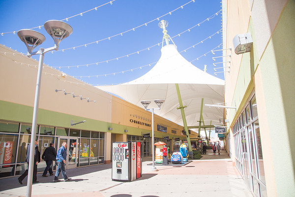 The Outlet Shoppes at Oklahoma CIty, located at 7624 W Reno Ave, have been sold.