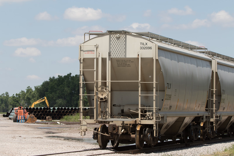 Mammoth Energy has purchased a terminal at the ElReno train station located in El Reno, OK.