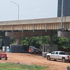 The Oklahoma Department of Transportation is resurfacing the I-44 Belle Isle Bridge in Oklahoma CIty, OK.