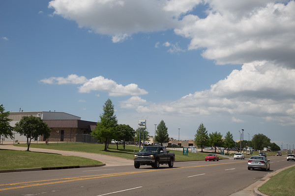 Dick Tanenbaum is wanting to build and apartment complex at 6929 S Sooner Road in Oklahoma City, OK.