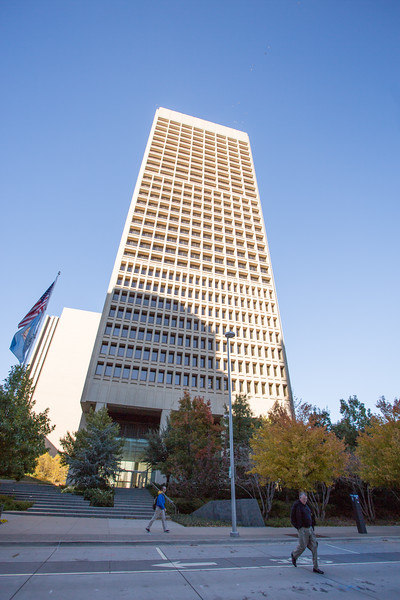 Sandridge Energy located at 123 Robert S Kerr Ave in Oklahoma City.