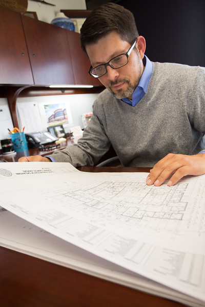 Architect Jason Holuby is branching off FSB in Oklahoma City to start New Fire Native artitecure firm.