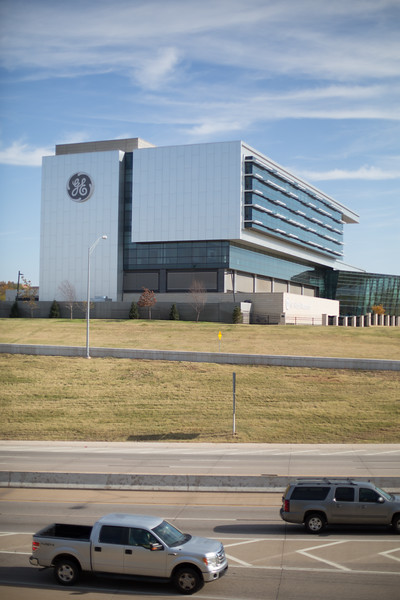 GE Global Research Center located in Oklahoma City.
