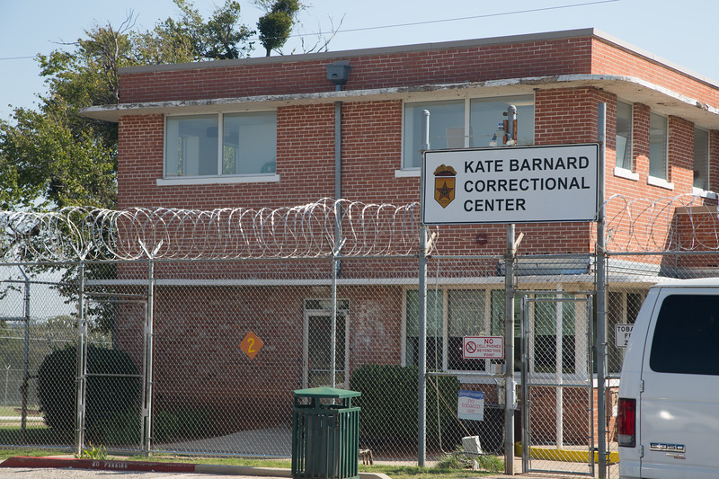 Kate Bernard Community Correctional Center located at 3300 N Nartin Luther King Ave in Oklahoma City.