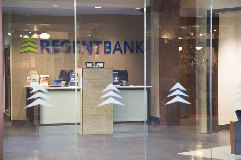 Regent Bank, located at 1900 NW Expressway in Oklahoma City, plans to raise $12 million for expansion.