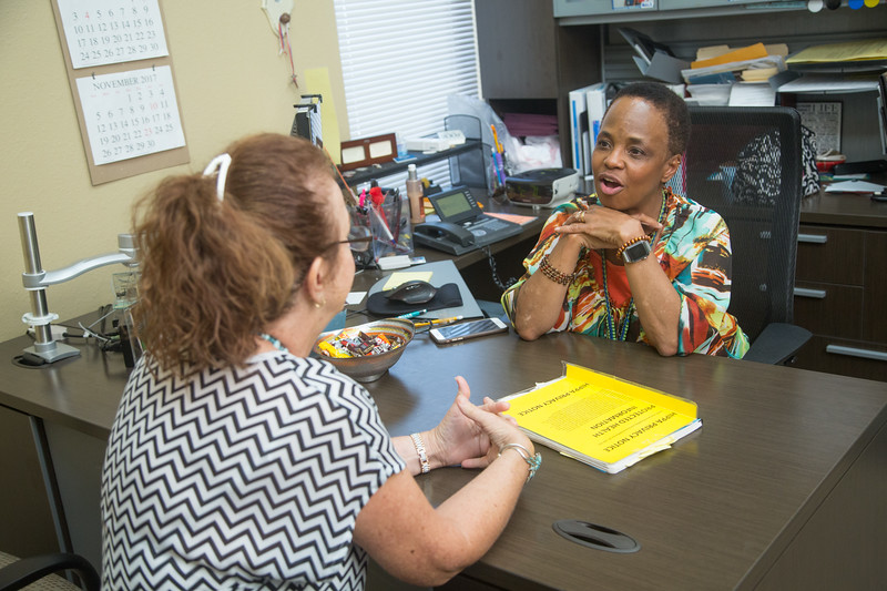 Valerie Tucker is a Readjustment Counseling Therapist with Oklahoma City Vet Center located at 6804 N Robinson Ave.