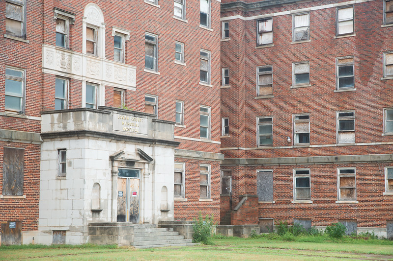 A planeed developement at the old Logan County hospital in Guthrie, OK is part of a remodle plan that would be effected by a proposed change to the state low income tax credit.