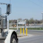 Gasoline truck pulls into the Magellan Midstream fuels terminal on Wednesday, April 4, 2018 in Oklahoma City.  (Emmy Verdin/Photographer)