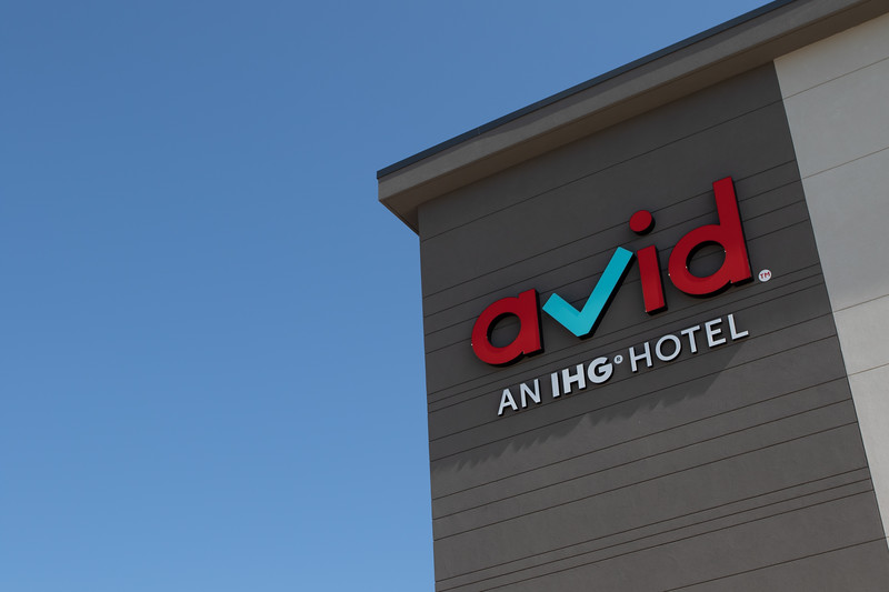 Avid Hotel located at 2700 NW 38th Street in Oklahoma City is preparing to open just two hundred days after construction began.