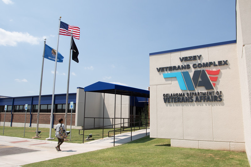 The Oklahoma Department of Veterans Affairs located at 2132 NE 36th St in Oklahoma City.