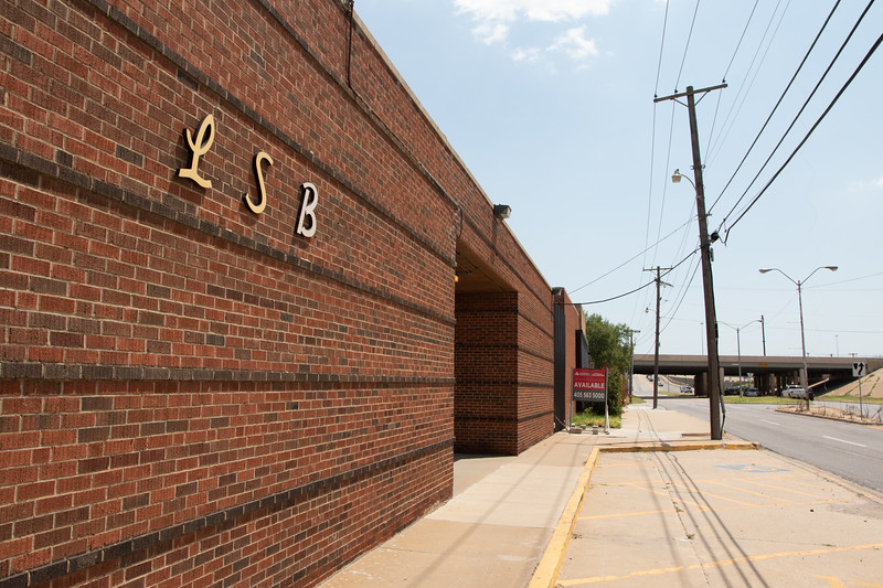 Zach Martin and Andrew Hwang have purchased the 140,000 square foot warehouse located at 16 S Penn in Oklahoma City.