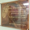 12 03 18 CRMC Mary May Schmidt plaque