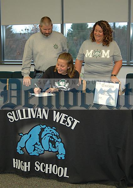 IB-Sullivan West soccer