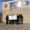 12 10 18 Sullivan Corrections Donation to St  Anthony