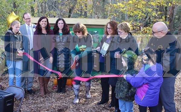 10 25 18 Opening of BCES Trail