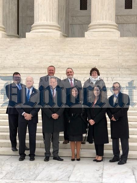 12 17 18 Jennifer Echevarria, Esq  to Supreme Court