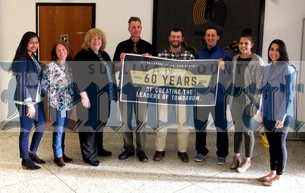 12 10 18 Fallsburg Staff Alumni 60th Anniversary