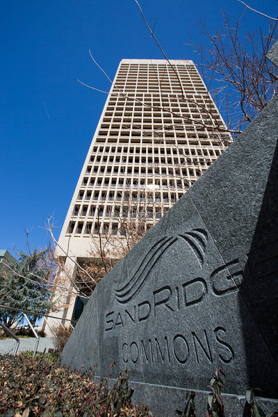 SandRidge Energy at 123 Robert S Kerr Ave in Oklahoma City laid off employees after interim CEO William Griffin signaled changes to company operations.